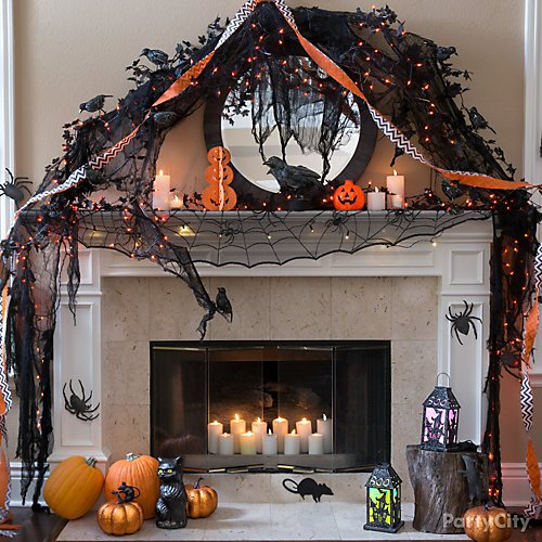 15 Unique Indoor Halloween Decoration Ideas