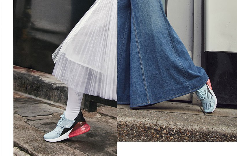 quality design 8a769 6b7e4 Nike Air Max 270: Ways to wear