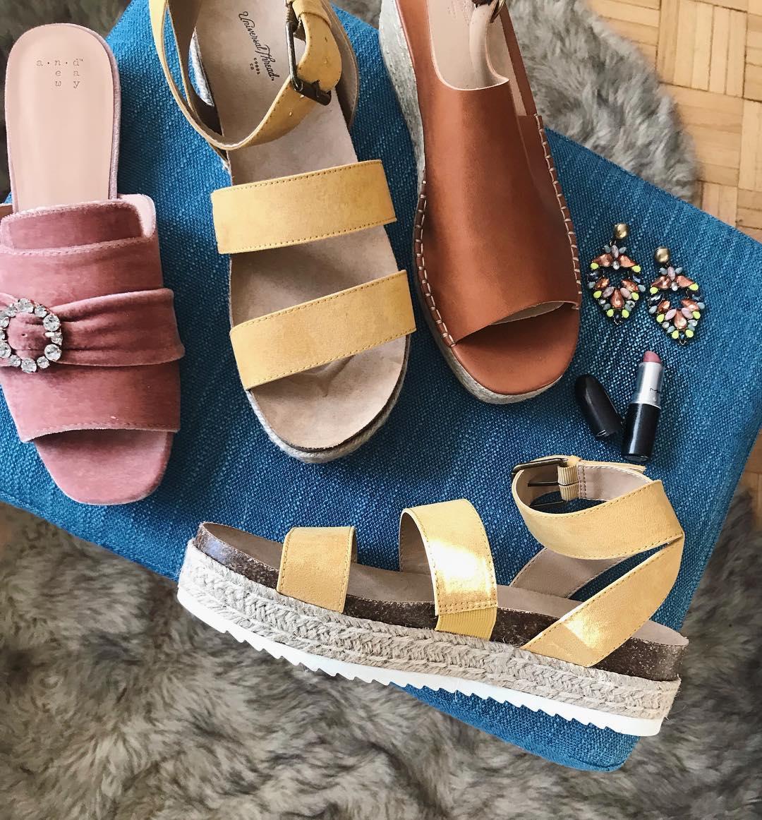 8655b8d16f8d Women s Agnes Quarter Strap Espadrille Sandals - Universal Thread ...