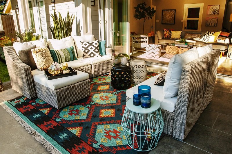 How to Bring Indoor Style Outdoors - Discover, A World Market Blog