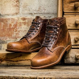 1a55f2c1687 Men - Original 1000 Mile Boot - Antique Leather - Vintage Boots ...