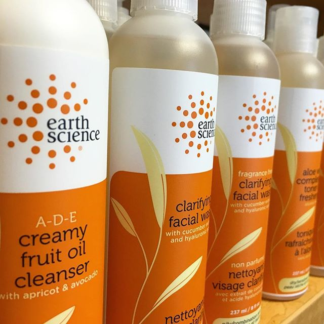 Earth Science Natural S Creamy Fruit Cleanser