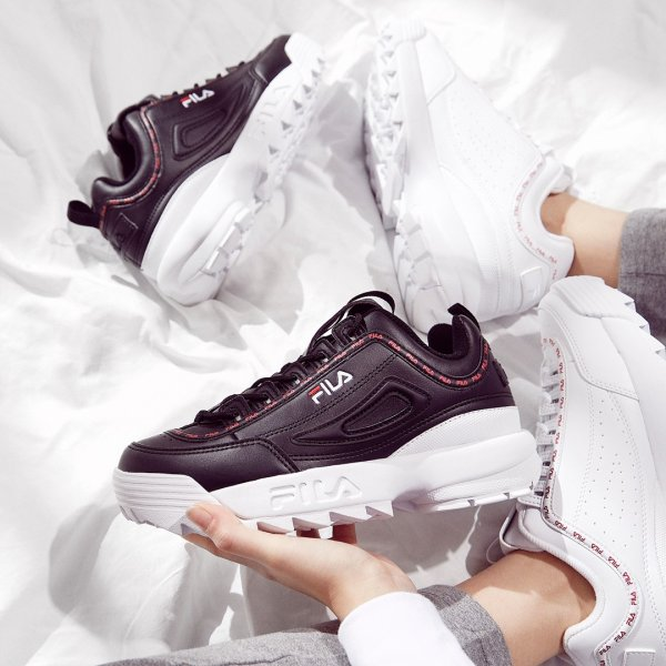 86518de1da05 Get down and chunky this weekend with the JD-exclusive FILA Disruptor II  Repeat