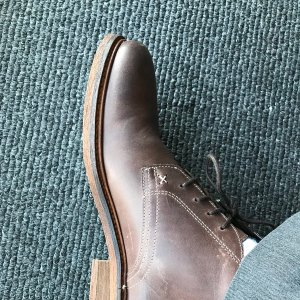 Wolverine Deacon Leather Chukka Boot bCZX8l