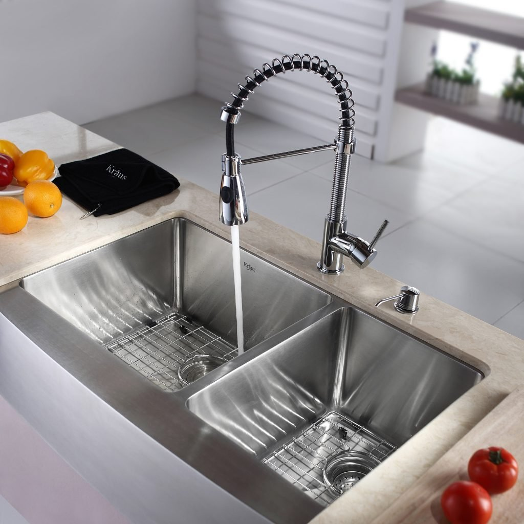 A Guide To Kitchen Sink Types Design Materials Amp Sizes