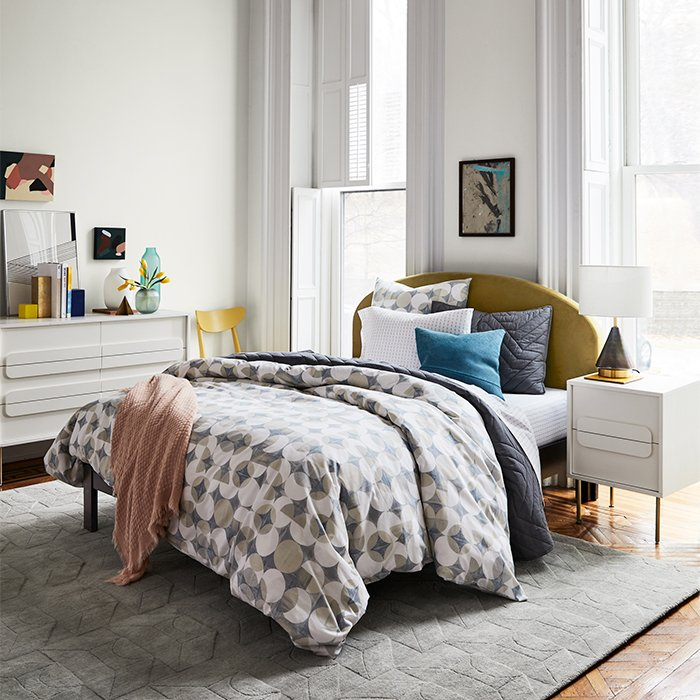 bedroom inspiration Bedroom Inspiration | west elm bedroom inspiration
