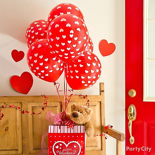 Valentine S Day Balloon Gift Ideas Party City