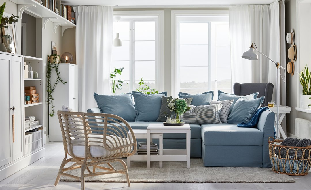 Sofas & Armchairs – Couches, Sofa beds & More - IKEA