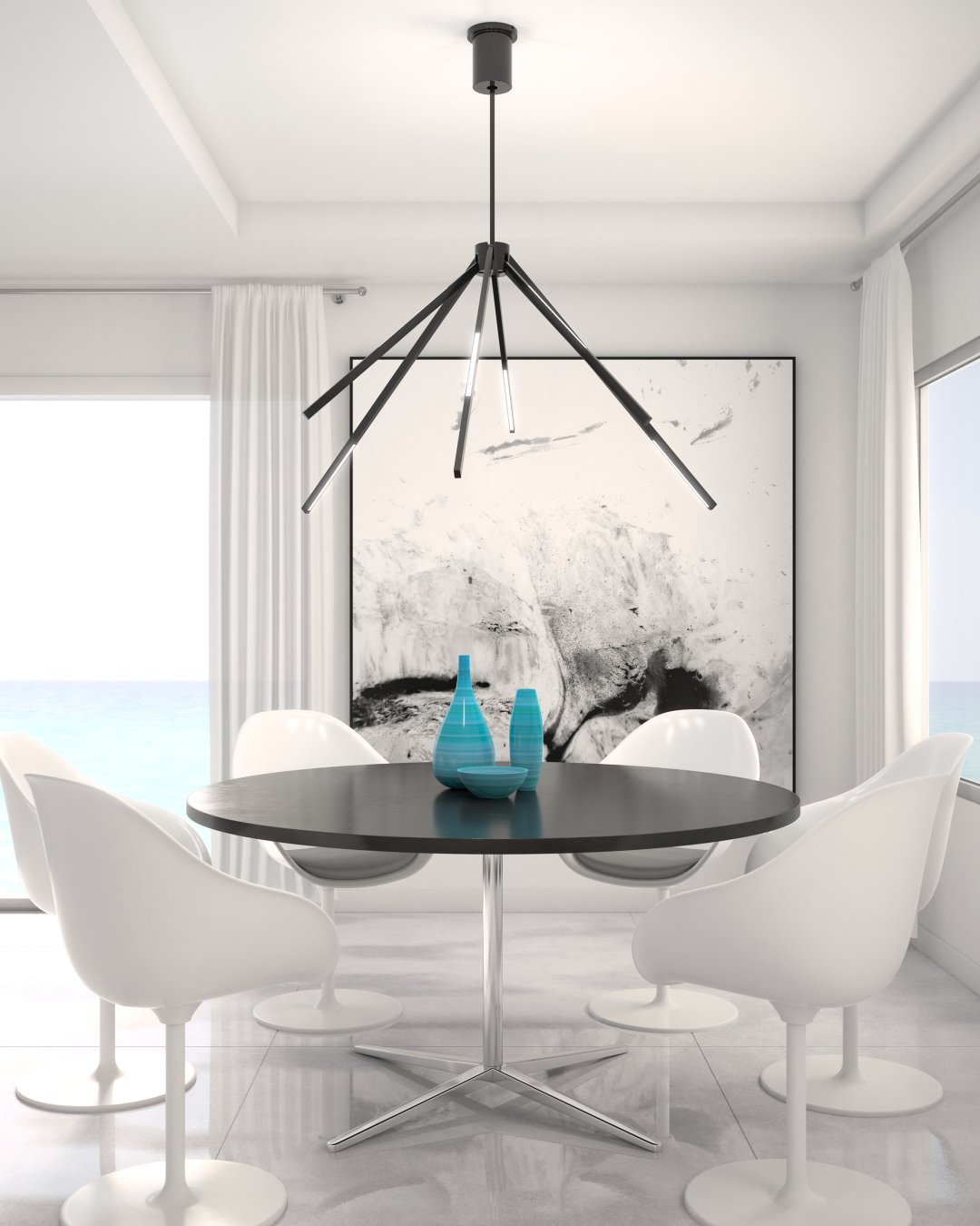 How To Choose The Right Modern Chandelier For Your Dining Room Ylighting Ideas
