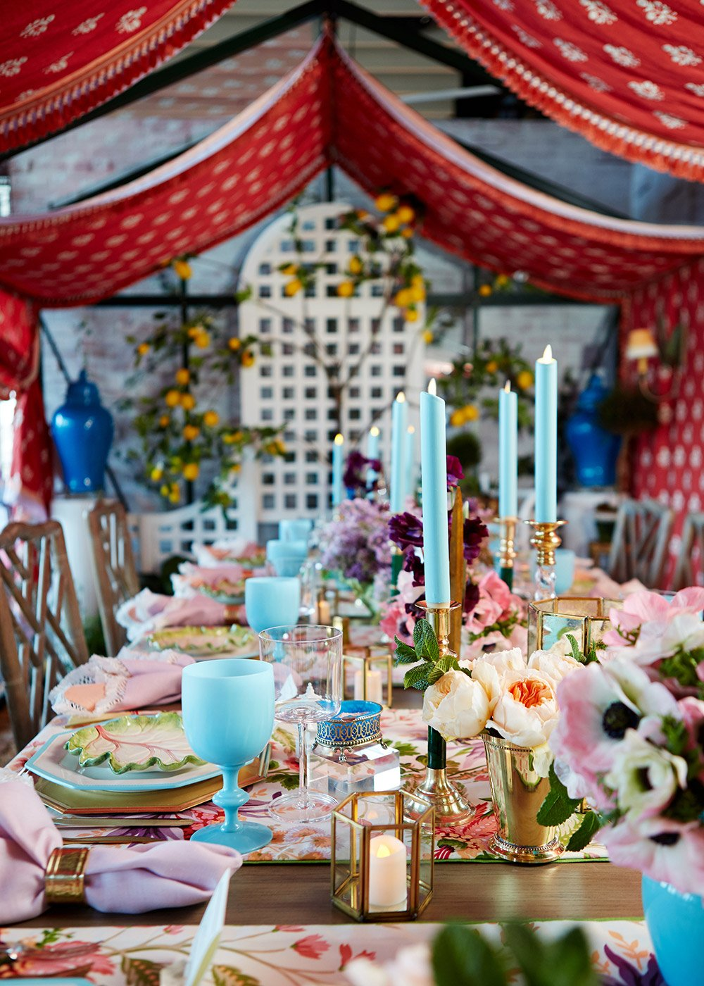 Dining by Design Table Setting