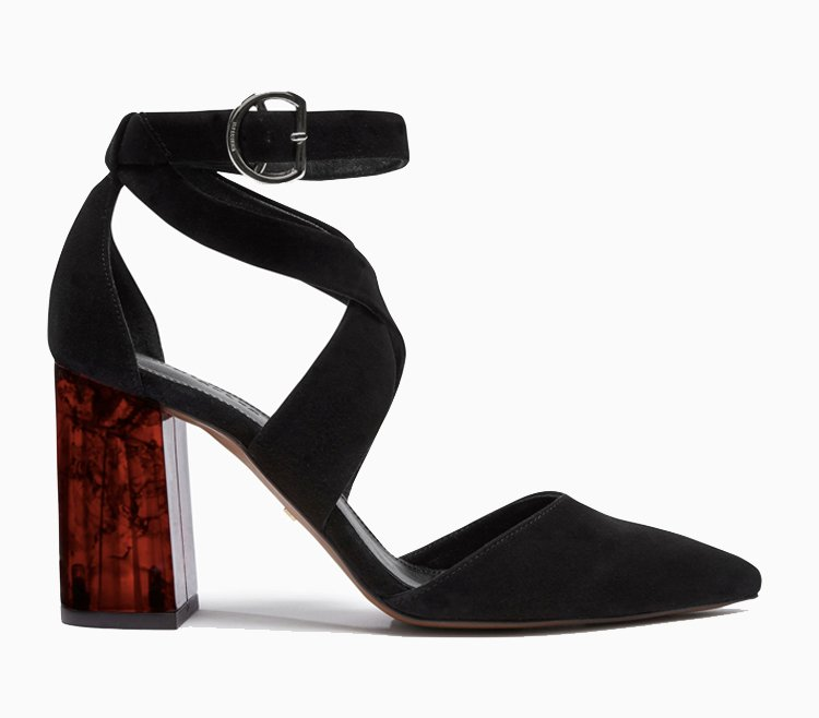 Whistles Ankle Strap Courts