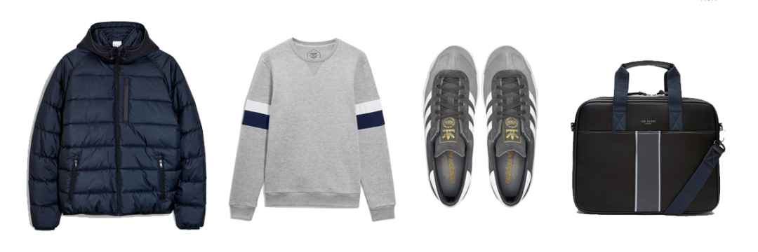 Must-have sports luxe pieces