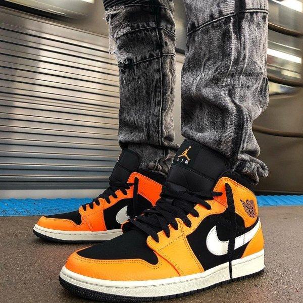 รองเท้า nike 2019 | Nike Air Jordan 1 MID