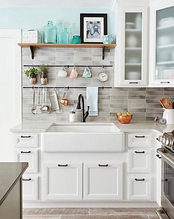 farmhouse kitchen sink budget kitchen design