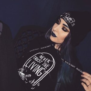 b95406e07aba Never Trust The Living 🖤blackcraftcult