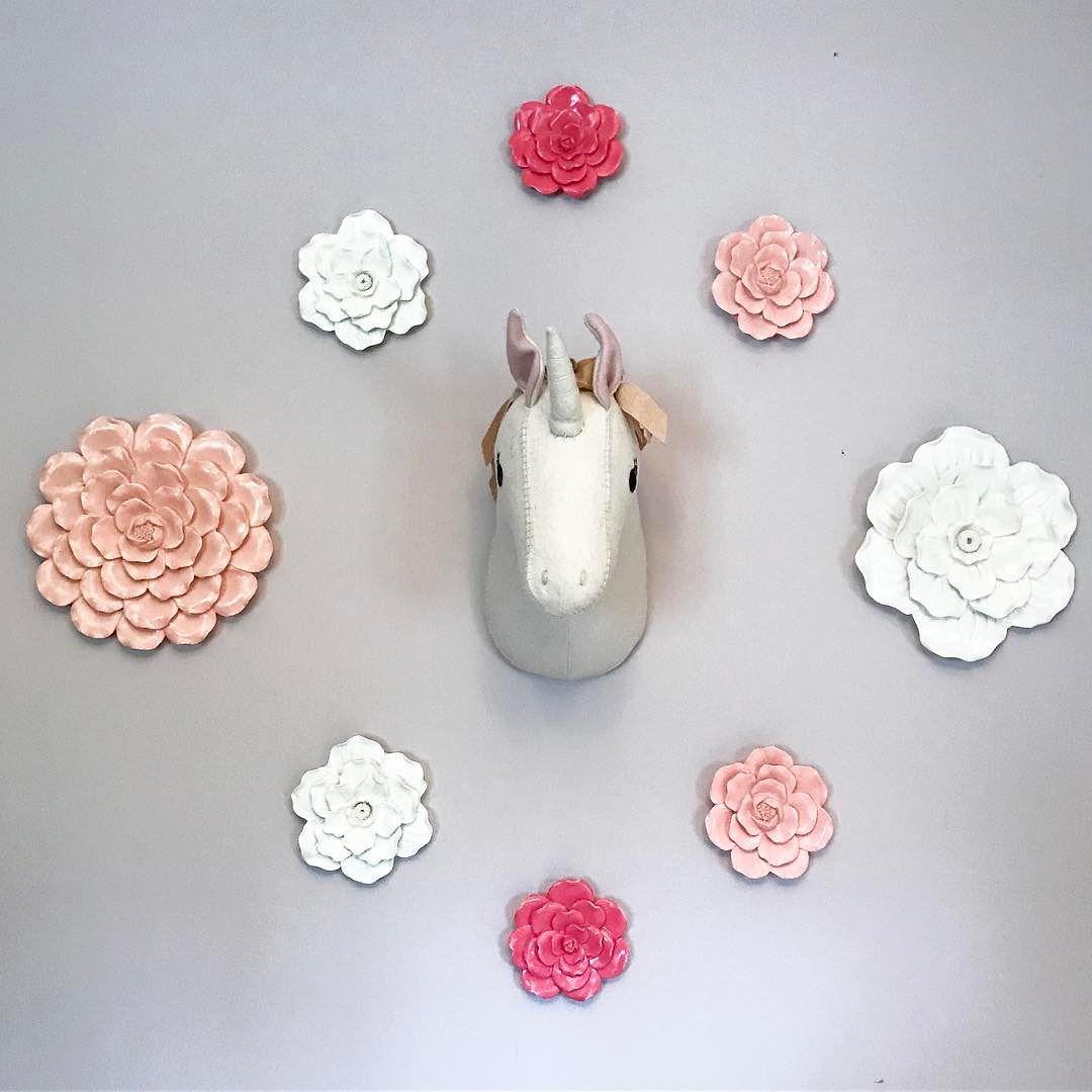 White Flower Wall Decor white flower wall décor - pillowfort™ : target