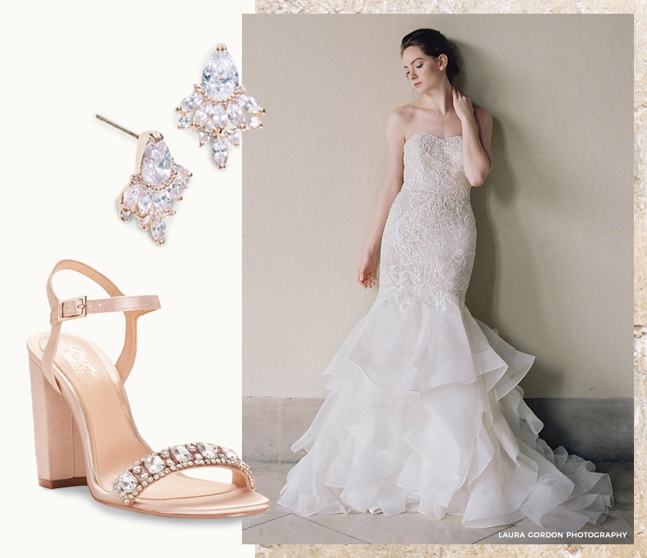 Guide to Colored Wedding Dresses