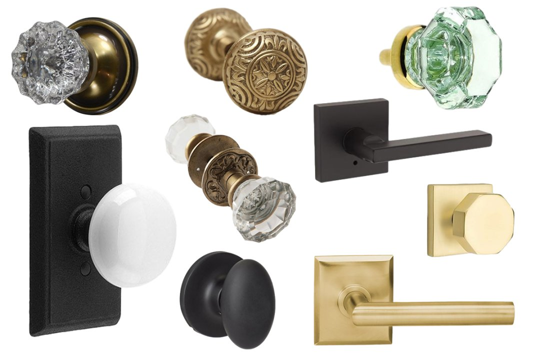 9 Stylish Doorknobs and Levers | Apartment Therapy
