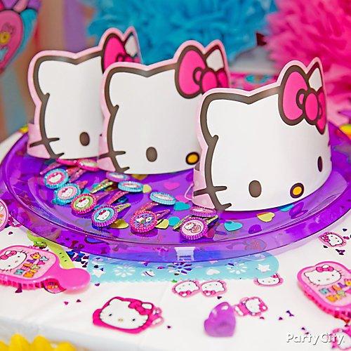 Hello Kitty Party Ideas Party City