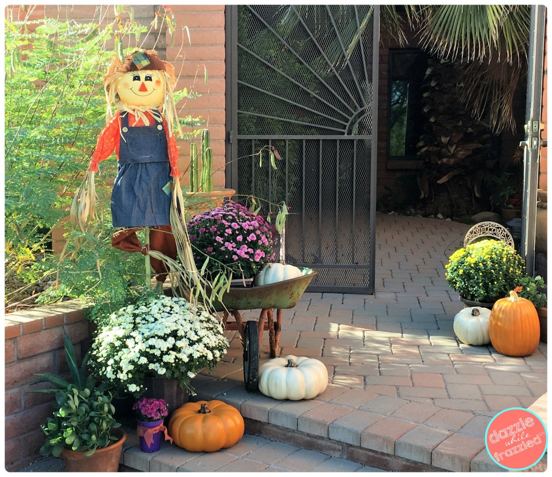 Curated image with Holiday Living 5-Ft Boy Scarecrow Lw75-Hxje013a, Holiday Living 7.48-In -In H...