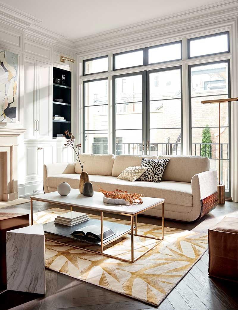 . Modern Living Room Ideas   CB2