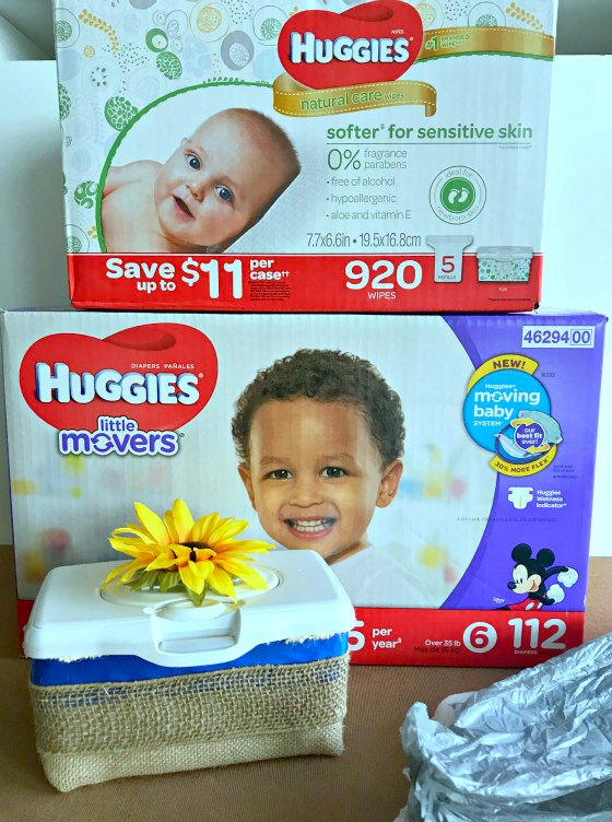 Baby Wipe Container To Grocery Bag Dispenser Tutorial