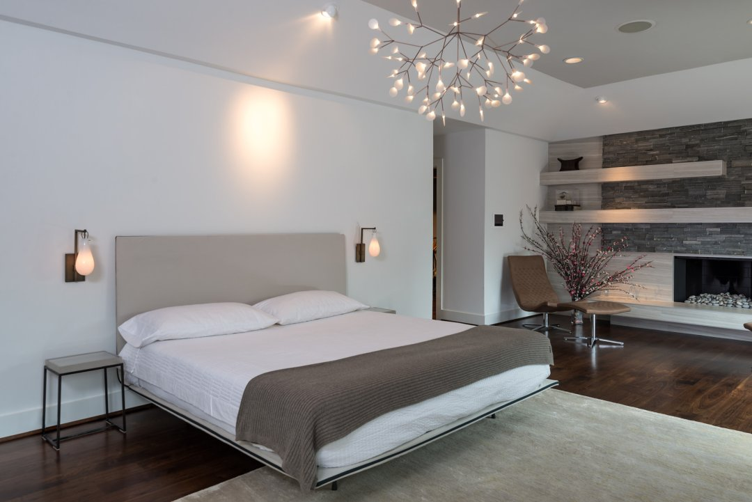 Fine How To Light A Modern Bedroom Lighting Guide Tips Home Interior And Landscaping Eliaenasavecom
