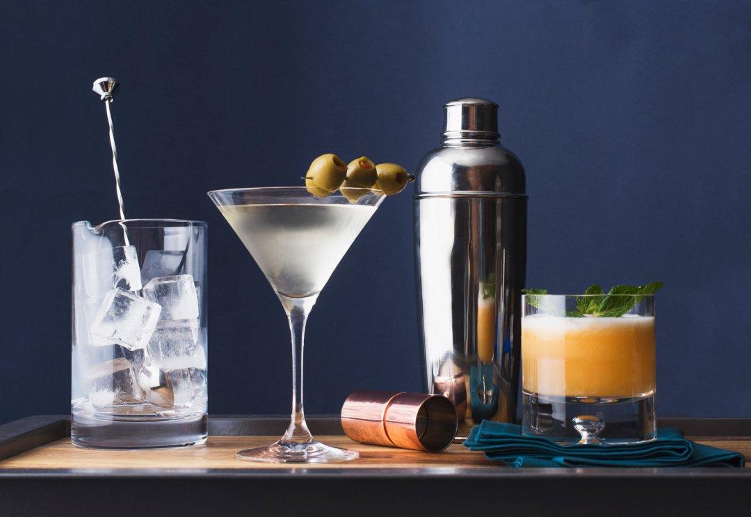 Cocktails shaken or stirred crate and barrel blog for Cocktail tables crate and barrel