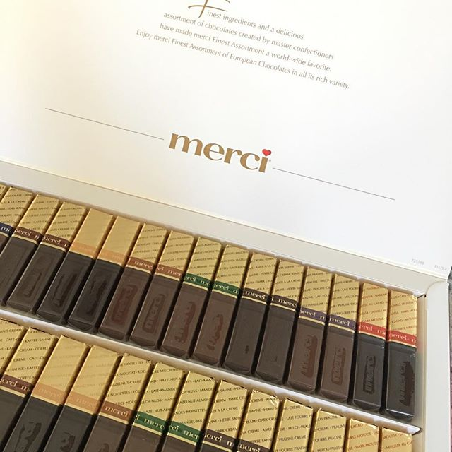 Merci Finest Assortment of European Chocolates - 7oz : Target