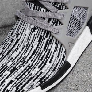 BY1910 adidas Shoes Nmd_Xr1 Pk black/grey/white 2017 Men