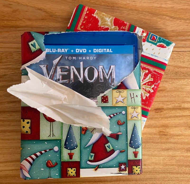 b3019f50175 Curated image with Venom (Blu-ray + DVD + Digital Copy) - Walmart ...
