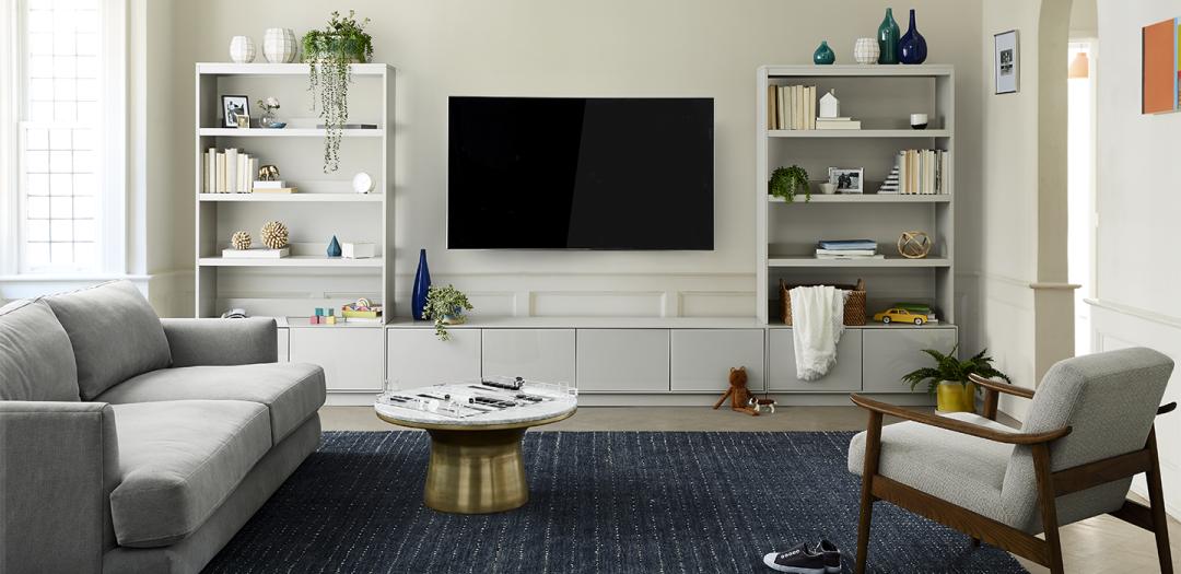 Living Room Inspiration | west elm