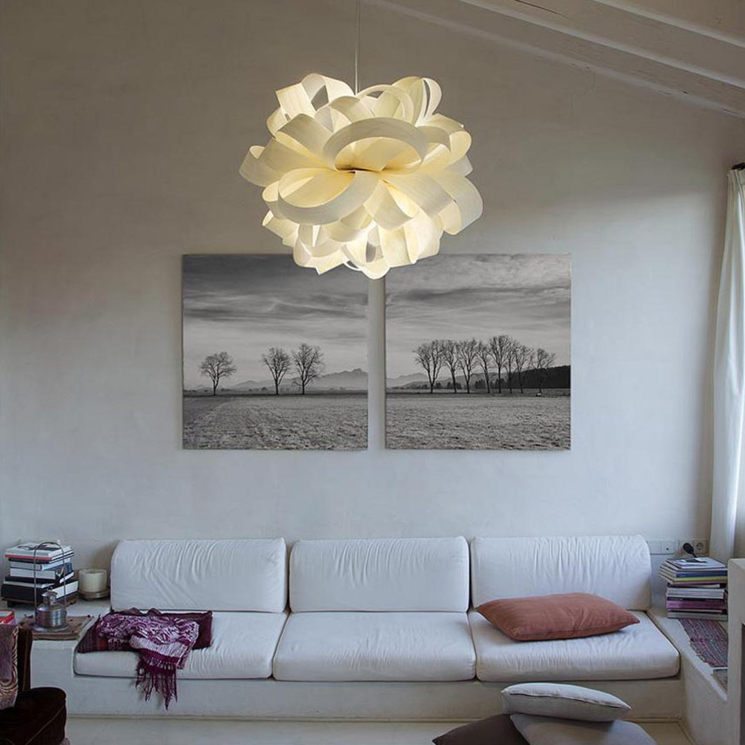 How To Choose The Right Ceiling Light Fixture Size At