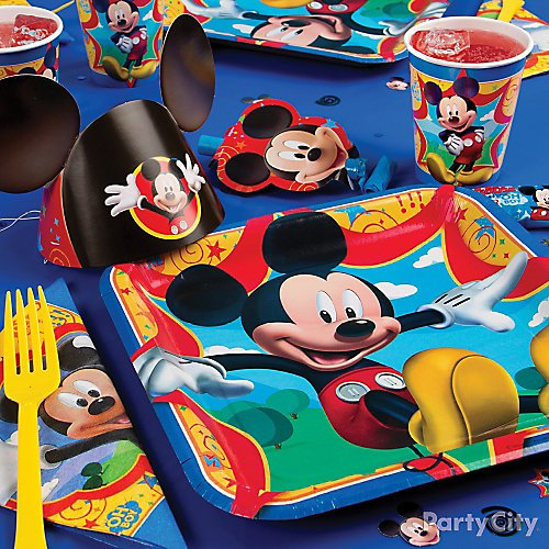 Mickey Mouse Clubhouse Party Decorations from d28m5bx785ox17.cloudfront.net