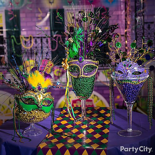 Mardi Gras Decorating Ideas Party City