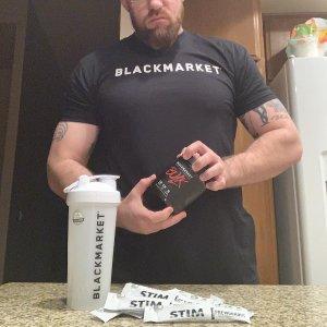 @b.reeves.official's instagram image of BULK: Pre-workout, STIM Starter Pack