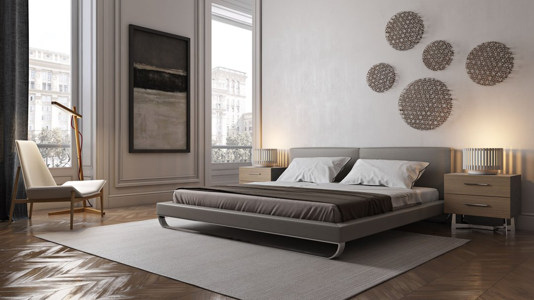 Minimalist Bedroom Designs | YLiving Blog