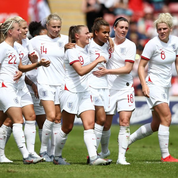 66d6839bd 1 to go 👏. Who s backing the lionesses to bring it home this summer