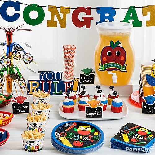 Kindergarten Graduation Party Ideas | Party City