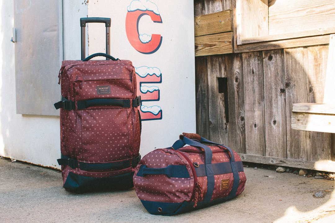 c6d4fa45f5 The Finishing Touch: Why All Burton Travel Bags Are Backed by a ...