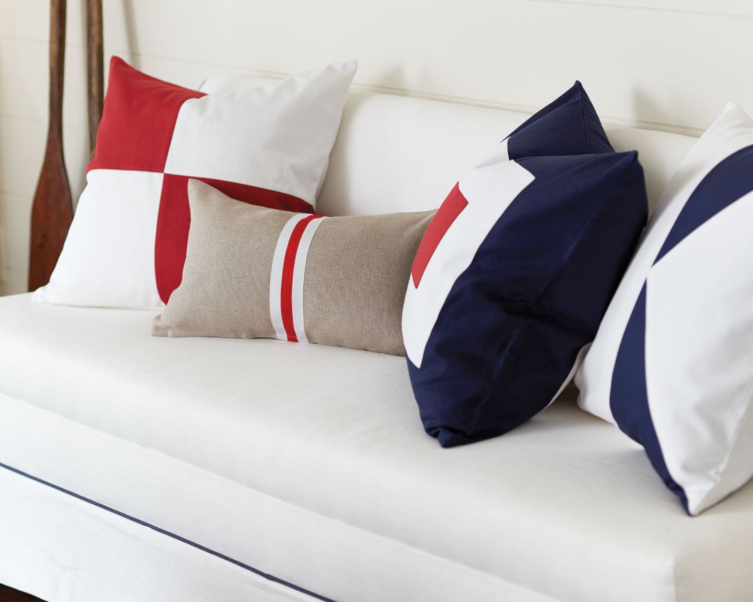 summer 2017 inspiration with suzanne kasler how to decorate shop suzanne kasler seafarer throw pillow suzanne kasler liv striped pillow coventry 72 bench ballard designs and more