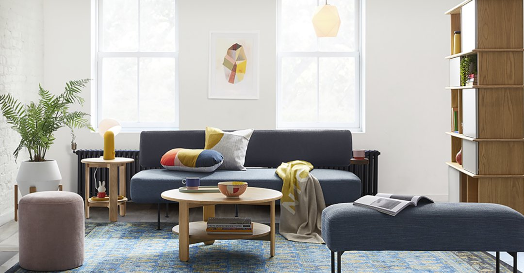. Living Room Inspiration   west elm