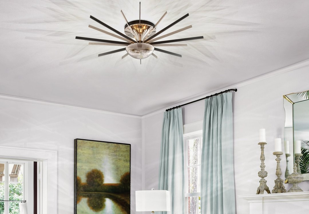 Shop Troy Lighting - Atomic LED Ceiling Light and more