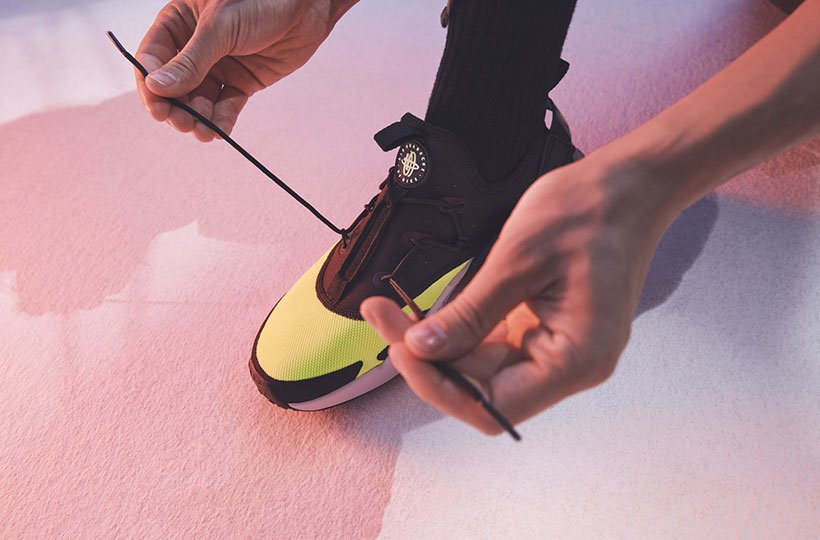 42184f800788c Nike Huarache Drift  the evolution of an unlikely classic