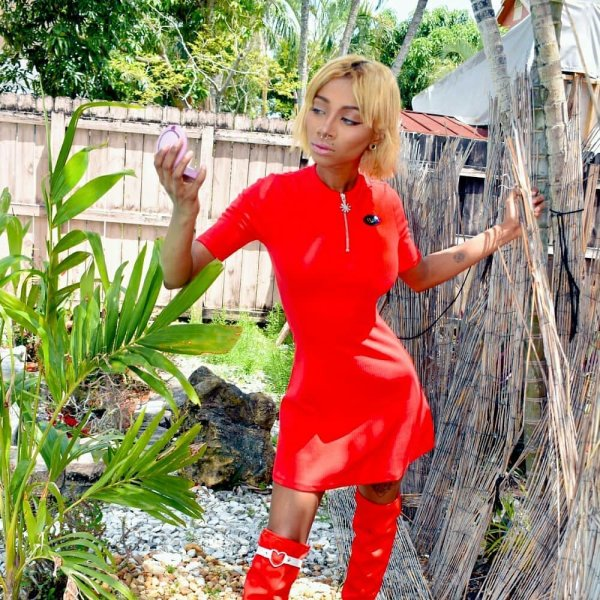 7b1d743fb25 dELiA s by Dolls Kill Cherry Oh Baby Baby Ribbed Dress