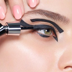 38ad0513104 Dare to be audacious with Grandiose Liner just like @henriksteenlancome our  super talented Lancôme makeup