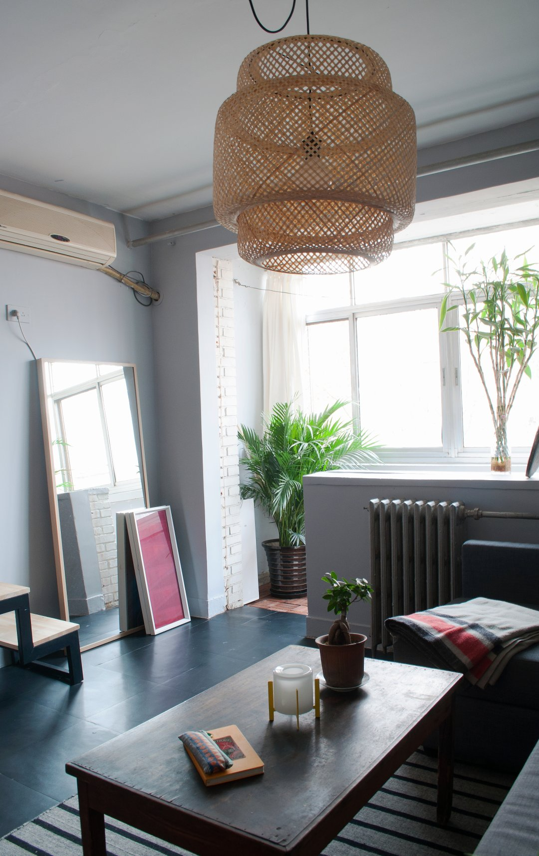 House Tour A Teeny Minimal Beijing Studio Apartment