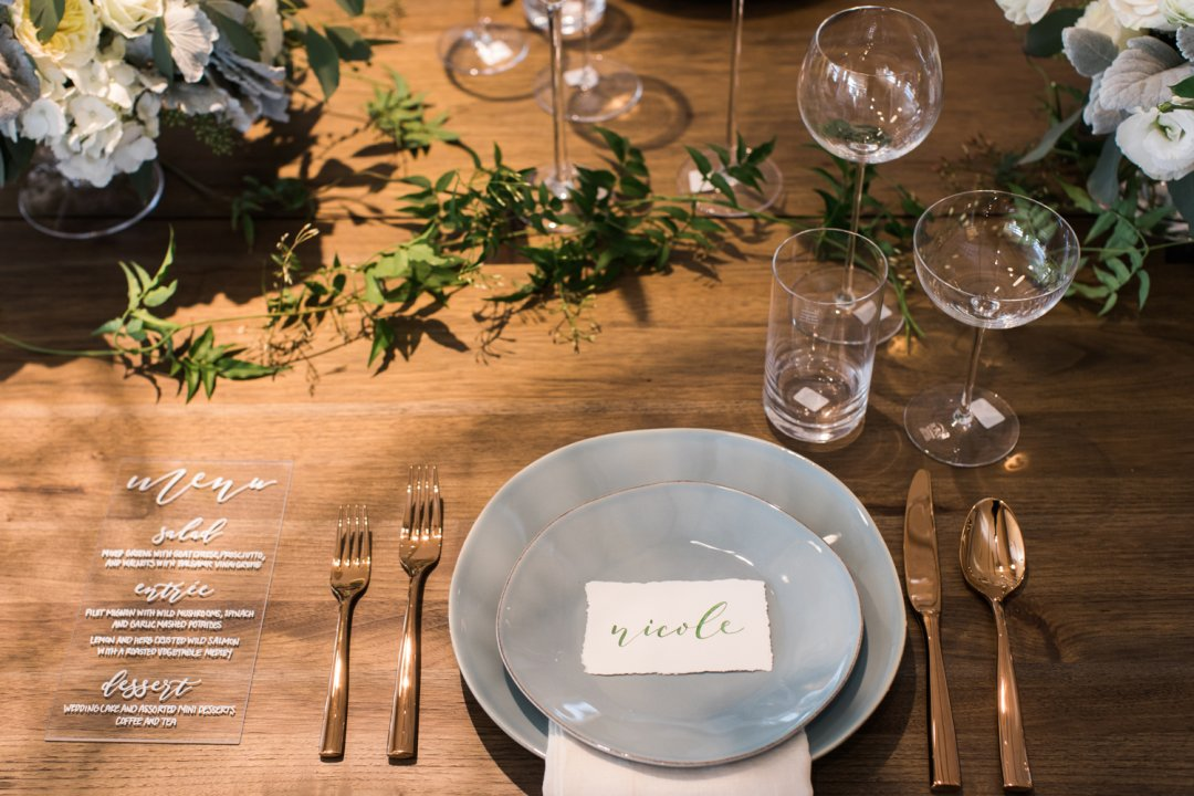 Hometown Wedding Ideas | Crate and Barrel