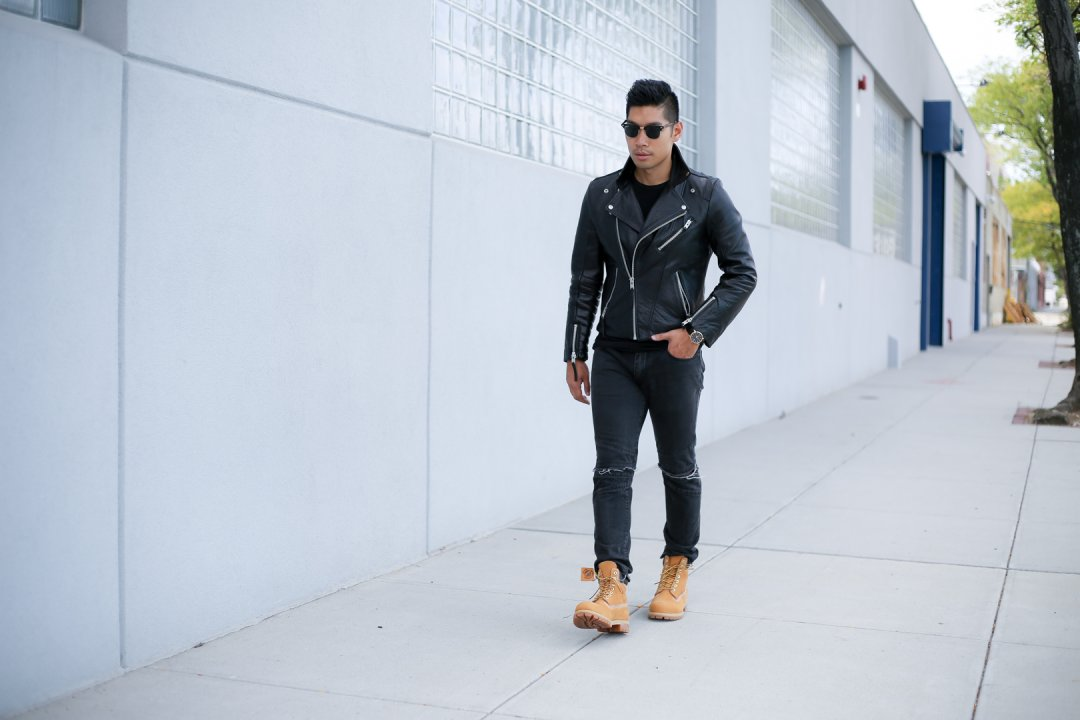 Timberland How To Dress For Fall Amp Not Look Like A