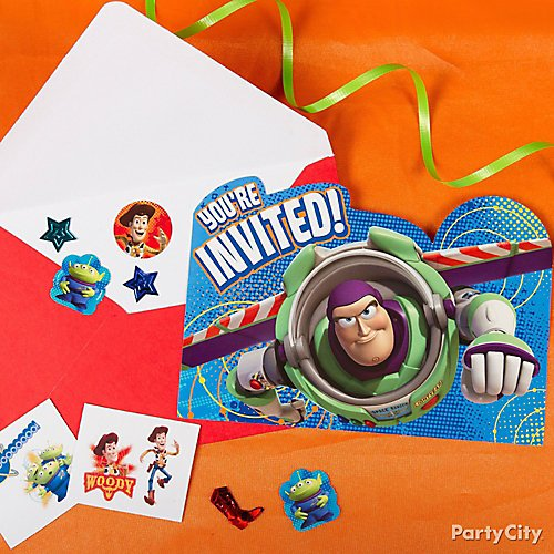 Toy Story Party Ideas Party City